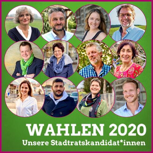 Stadtrat Liste Marktoberdorf Bündnis 90 / Die Grünen